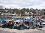 Zdjęcie:   Turcja  Riwiera Turecka  Antalya  (port, łodzi, marynarz)