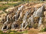 Zdjęcie:   Turcja  Riwiera Turecka  Antalya  (górnej düden wodospad, wodospad, duden parku)