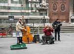 Zdjęcie:   Wenecja  Florencja  Piza  Siena  (uliczni grajkowie, muzyka ulicy, włochy)