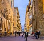 Zdjęcie:   Wenecja  Florencja  Piza  Siena  (florencja, włochy, noc)