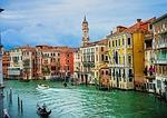 Zdjęcie:   Wenecja  Florencja  Piza  Siena  (venice, włochy, gondola)