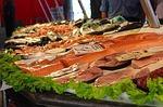 Zdjęcie:   Wenecja  Florencja  Piza  Siena  (rynku, ryby, rynku ryb)