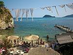 Zdjęcie:   Grecja  Zakynthos  Tsilivi  (zakynthos, grecja, beach)